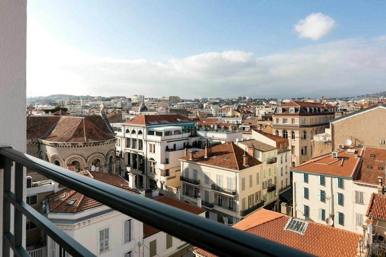Chambre supérieure, vue ville, Cannes